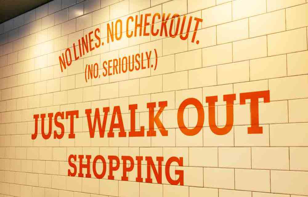 """Amazon to Sell """"Just Walk Out"""" Shopping Tech to Other Retailers"""