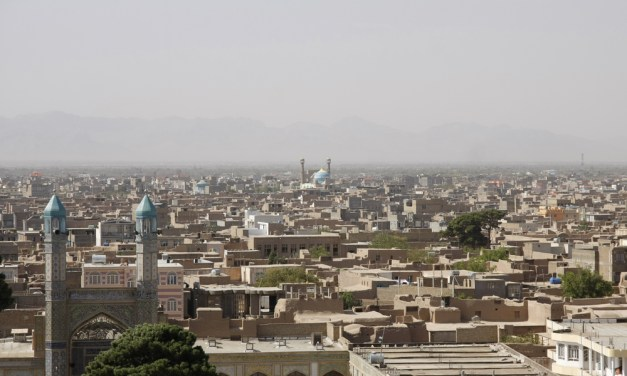 Taliban Takes Herat and Eleven More Afghan Cities