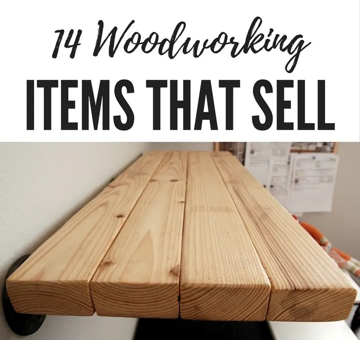 14 Woodworking Items that Sell on Cool Small Woodworking Projects  id=69304