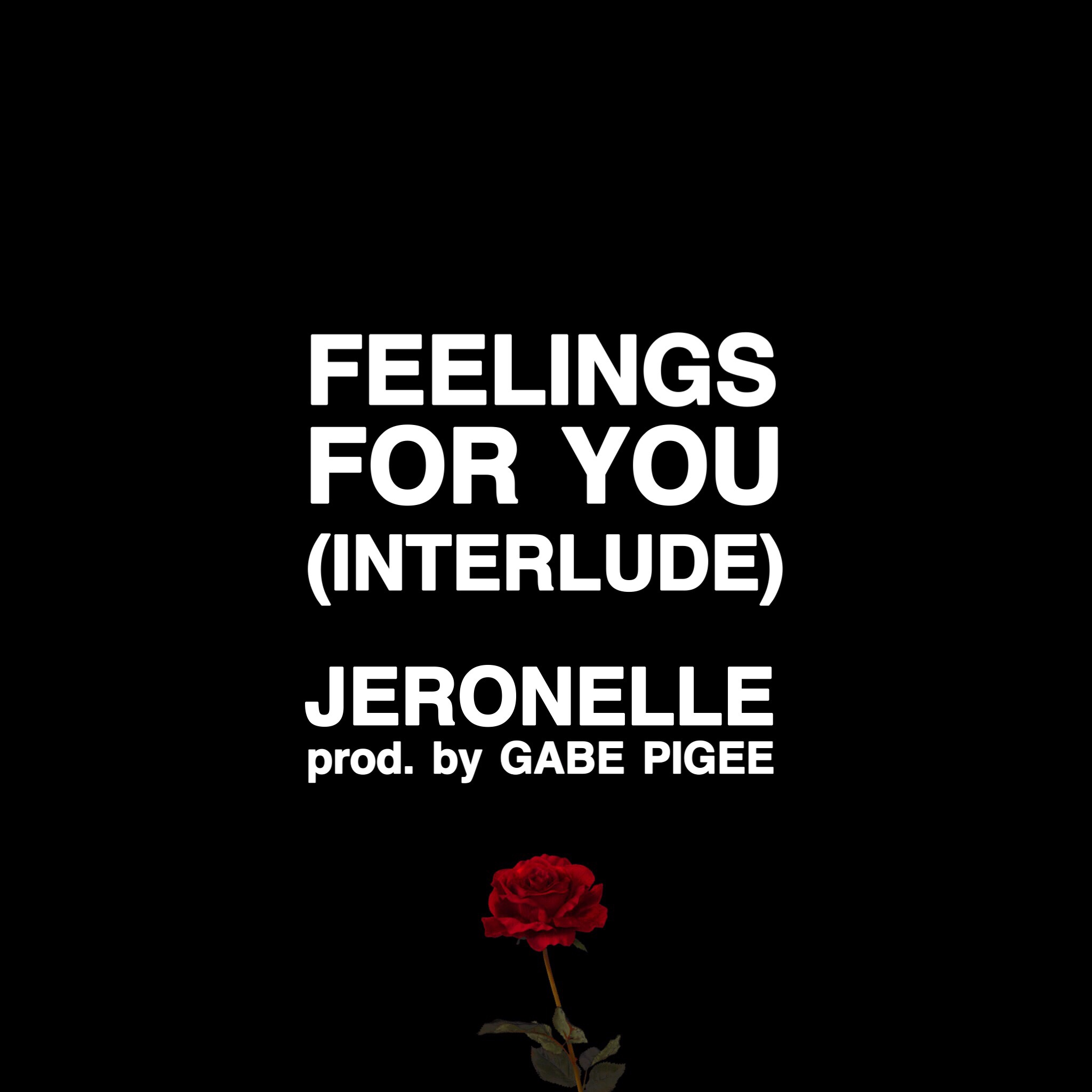 R&B singer JeRonelle debuts new single feelings for you