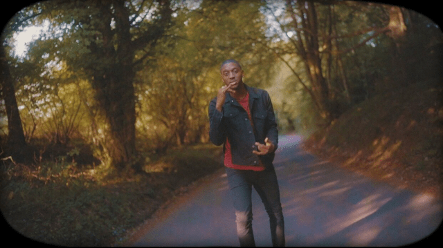 Scenes from upcoming London rapper Fonzie new video Still Sippin