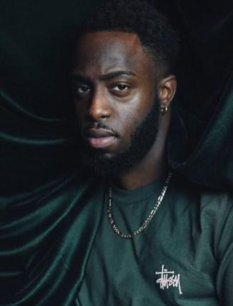 R&B singer Kadeem Tyrell talks music masculinity and mental health