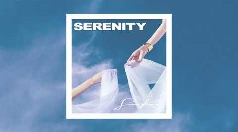 sena kana serenity album cover