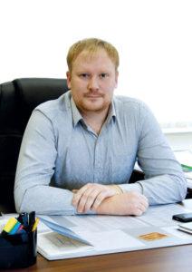 Александр Куликов, начальник отдела продаж ООО «Мебель Люкс»