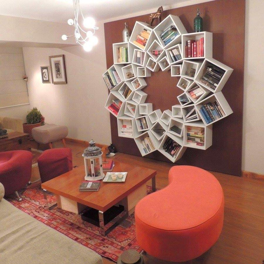 20 Creative Bookshelf Designs The Envy Of Every Bookworm