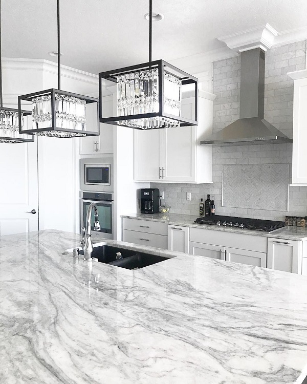 Marble Kitchen Countertops Are They