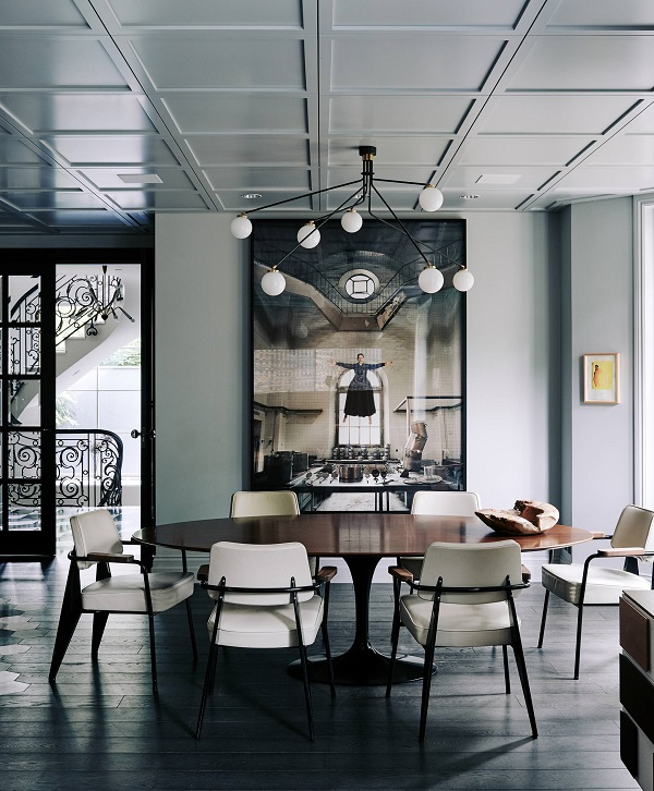 20 Creative Dining Room Wall Decor Ideas You'll Want to ... on Room Wall Decor id=95903