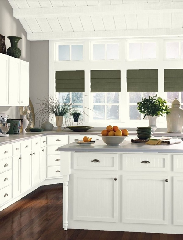 top 10 best white paints for kitchen cabinets in 2020 on benjamin moore kitchen cabinet paint id=13972