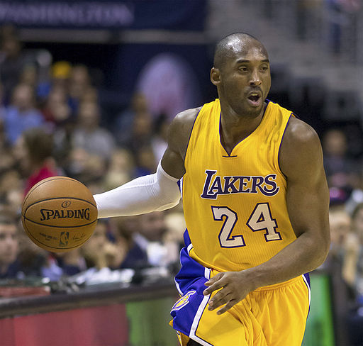 By Keith Allison (Flickr: Kobe Bryant) [CC BY-SA 2.0 (http://creativecommons.org/licenses/by-sa/2.0)], via Wikimedia Commons