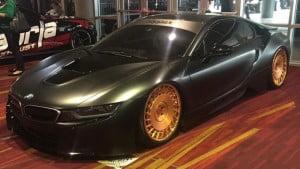 The Sema 2015 Craziest Cars