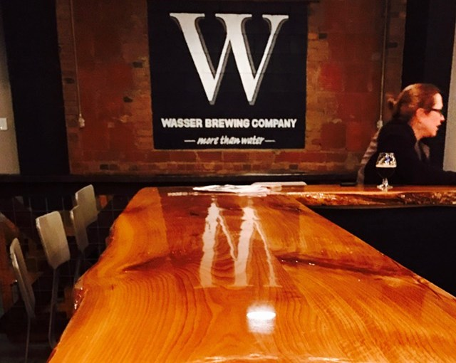 Behind The Beer – Chris Weeks, Founder/Brewer, Wasser Brewing Company