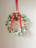 Getting Festive - Christmas decorating for fabric lovers!