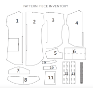Morningside Dress and Shirt Sew Along - Printing and Cutting your Pattern