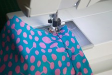Sewing the Placket (part 1) - Morningside Dress and Shirt Sew Along