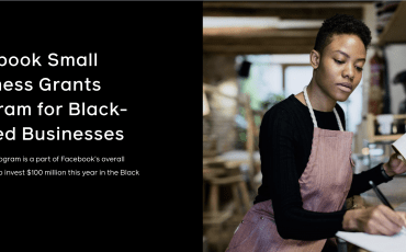 Facebook Small Business Grants Program for Black-Owned Businesses