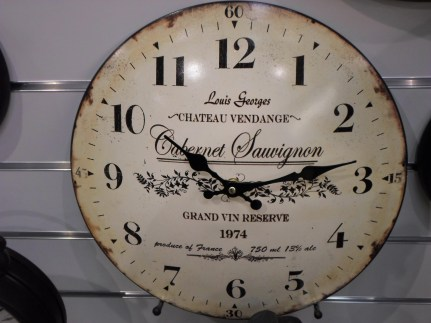 Antique-style clocks