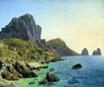 on-the-island-of-capri-coastal-cliffs-1859