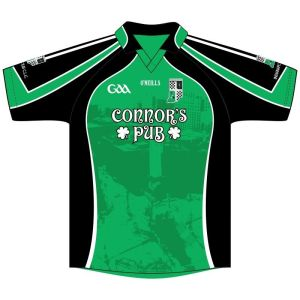 Connor's Pub Travel Hurling Jersey - Front