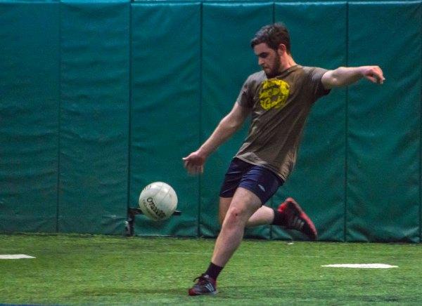 Indoor Gaelic Football