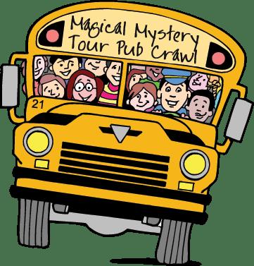 Pub Crawl Bus