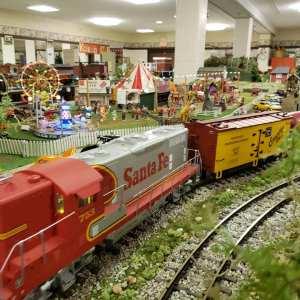 Riverside Railroad Club Layout