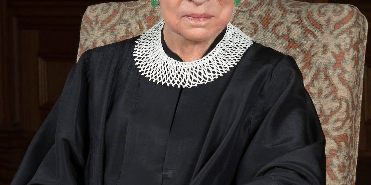The List is Long. Ruth Bader Ginsburg Has Battled Her Health Emergencies with Courage – But Where Is the Humane Democrat Telling Her to to Step Down and Focus on Her Health?