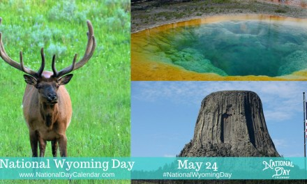 NATIONAL WYOMING DAY