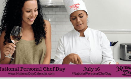 National Personal Chef Day
