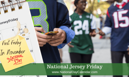 NATIONAL JERSEY FRIDAY