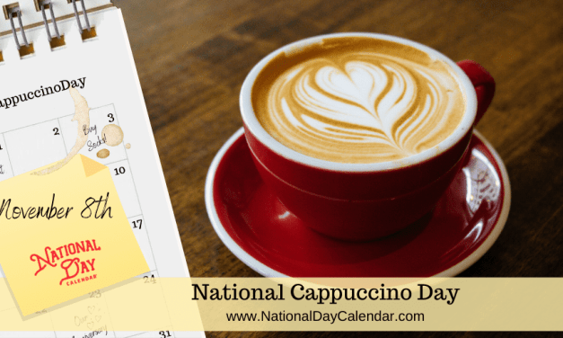 NATIONAL CAPPUCCINO DAY