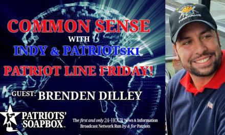 Ep. 191 Patriot Line Friday & Discussion With Dilley