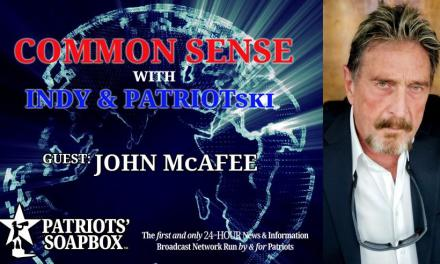 Ep. 242 Weekend Recap and Interview With John McAfee