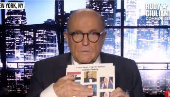 Rudy Giuliani: Anonymous Source Who Confirms Joe Biden Is Involved in Hunter  Biden Pay-for-Play Deals Is Ready to Go Public (Video) – Indy News
