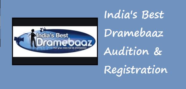 India's Best Dramebaaz Season 4 Audition 2021