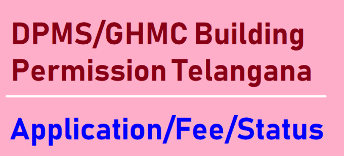 How to do GHMC Buiding Permission