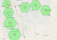 Indy Southside Pokemon Go Map