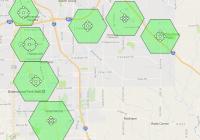 Indy Southside Pokemon Go Map
