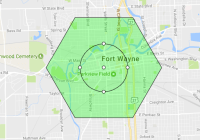 Pokemon Go Map Fort Wayne Indiana