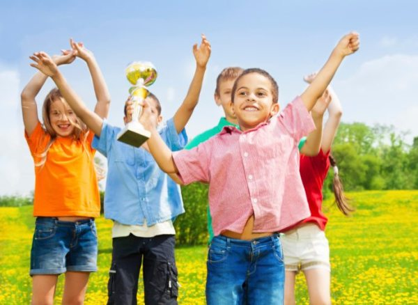 Every kid gets a trophy...as it should be | Indy's Child ...