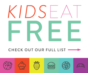 Image result for KIDS EAT FREE