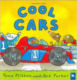 Race into Reading: 15 Great Indy 500 Books for Kids