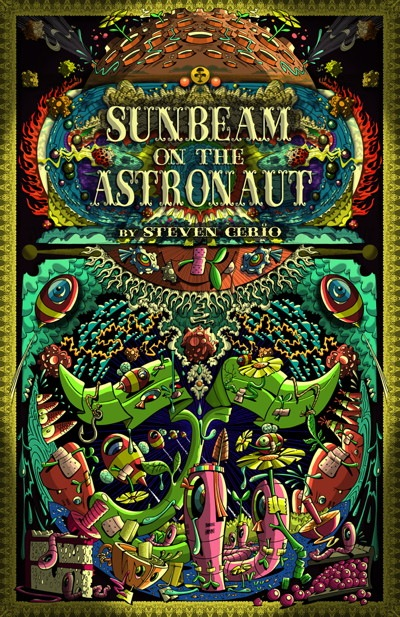 Exclusive preview of Steven Cerio's Sunbeam on the Astronaut on CBR's Robot 6