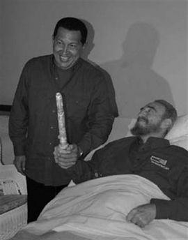 Chavez & Castro talk PenisPhone 2.0 with vibrator prototype
