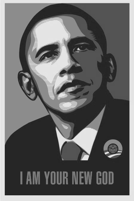 Obama: New God