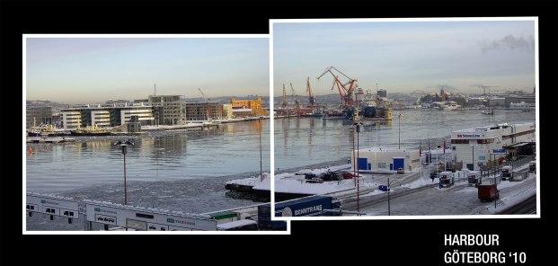 Goteborg-Harbour