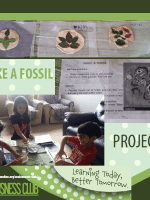 Making a fossil project Zealousness Club