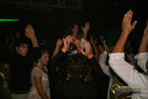 Ware County High School Homecoming Dance 2014 Mobile DJ Services (137)