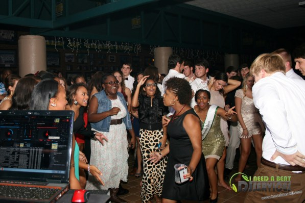 Ware County High School Homecoming Dance 2014 Mobile DJ Services (73)