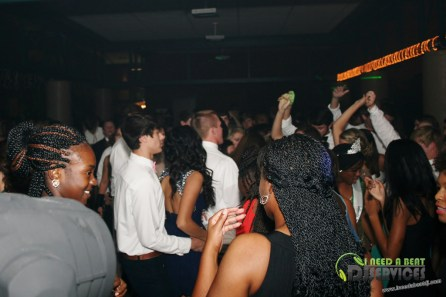 Ware County High School Homecoming Dance 2014 Mobile DJ Services (88)