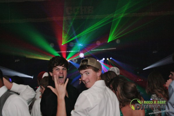 Clinch County High School Homecoming Dance 2014 Mobile DJ Services (100)